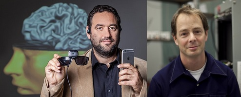 Prof. Amir Amedi and Dr. Ami Citri win ERC grants